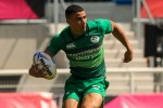 Jordan Conroy: four tries in Cape Town (file photo).