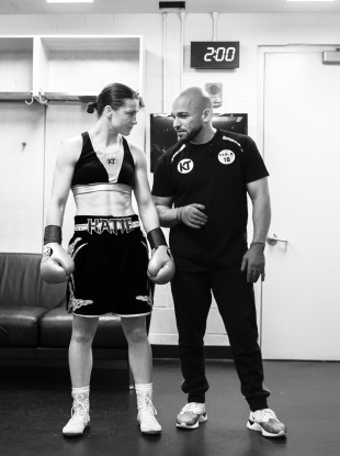Ross Enamait speaks with Katie Taylor ahead of her undisputed title fight with Delfine Persoon.