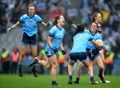 Dublin - who find themselves without a Leinster championship to play in - are in Group 2.