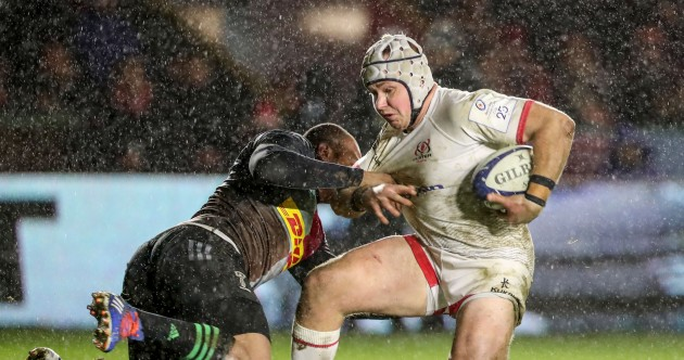 As it happened: Harlequins v Ulster, European Rugby Champions Cup