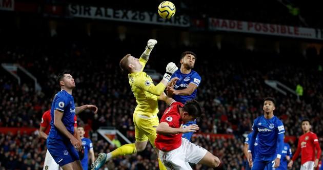 As it happened: Manchester United v Everton, Premier League