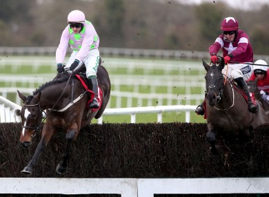 Min, ridden by Paul Townend, triumphed at Punchestown today.