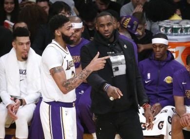 Lebron Less Lakers Fall To Denver As Injury Fears Raised