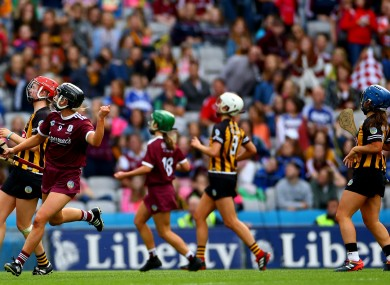 Galway were crowned All-Ireland champions in September.