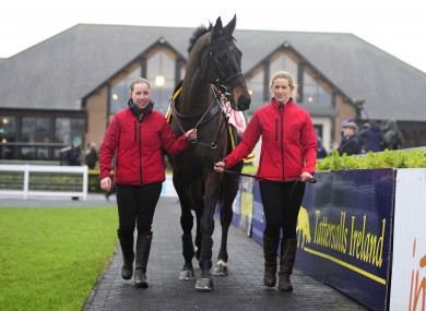Comeback: Sizing John (file photo).
