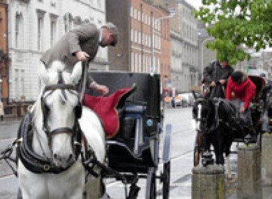 Horse-drawn carriage drivers have been left in legal limbo since 2018.