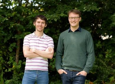 Eoin Hinchy and Thomas Kinsella