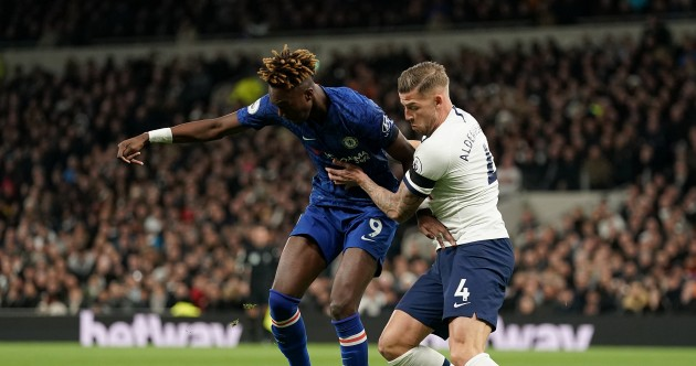 As it happened: Tottenham v Chelsea, Premier League