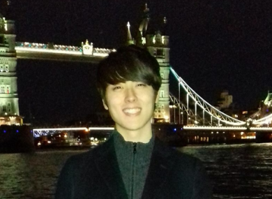 Yosuke Sasaki was killed in January 2018.