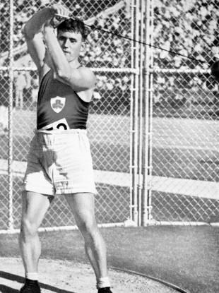 Pat O'Callaghan in 1932