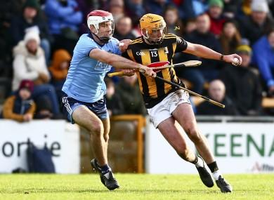 Billy Ryan in action for Kilkenny.