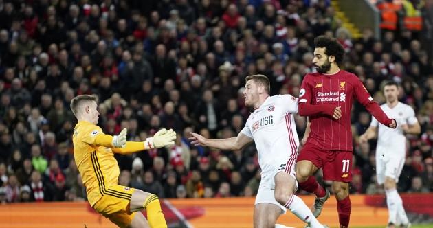 As it happened: Liverpool v Sheffield United, Premier League