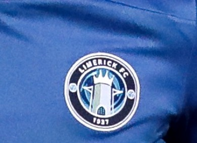 The Limerick crest.