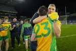 Kieran Fitzgerald celebrates Corofin's All-Ireland final victory.