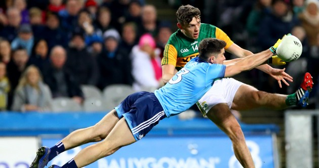 As it happened: Dublin v Kerry, Donegal v Mayo, GAA match tracker