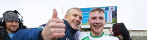Shefflin: 'I think it was a great token by the GAA. That's what makes it special'