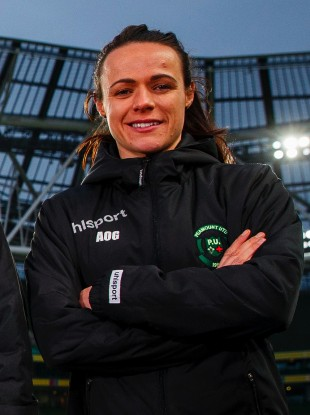 Peamount United's Áine O'Gorman.