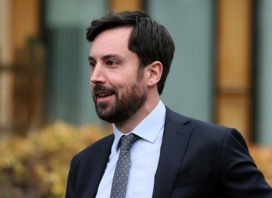 Minister for Housing Eoghan Murphy.