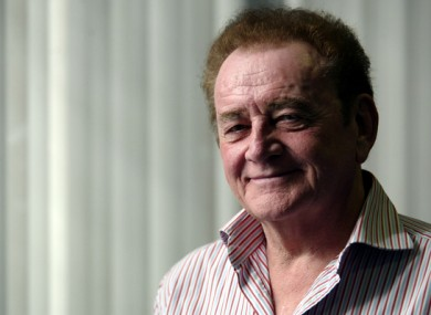 Larry Gogan died today aged 85.