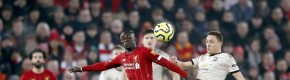 LIVE: Liverpool vs Manchester United, Premier League