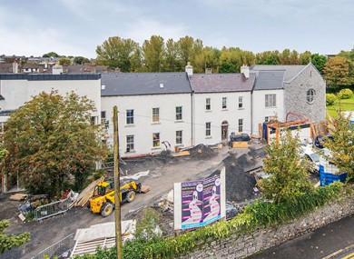 Development works are near completion on Modh Eile House.