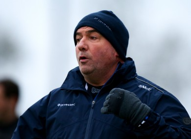 Banty: Monaghan can win McKenna Cup for the first time since 2003.