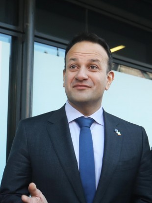 Anything is possible, including a second election, said Leo Varadkar this morning.