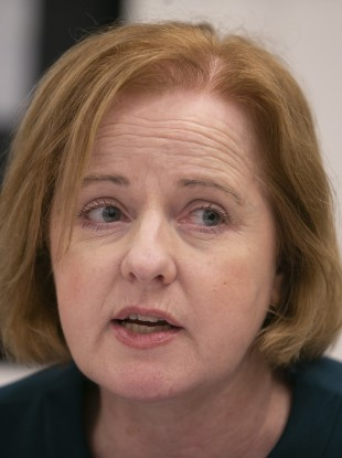 File photo of Ruth Coppinger.
