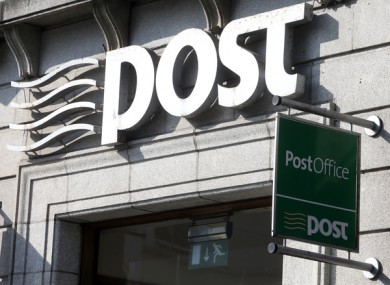 An Post has cancelled all mail services to China.