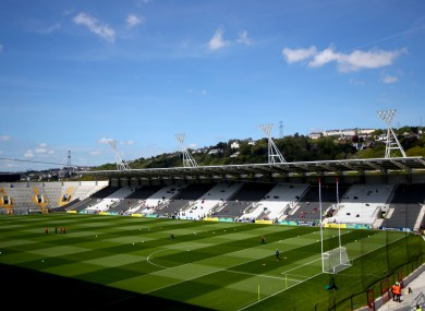 The new Páirc Uí Chaoimh was opened in 2017.