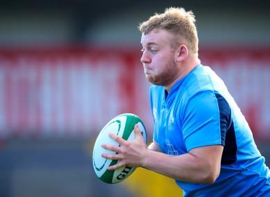 Ward in training in Cork.