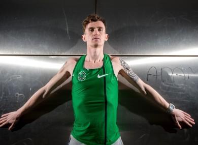 Ciarán Ó Lionáird represented Ireland at the 2012 Olympics.