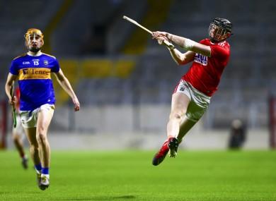 Damien Cahalane got on the scoresheet for Cork last night.