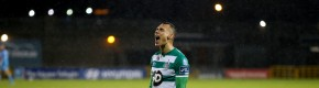 Burke grabs five goals as ruthless Rovers hit Cork for six