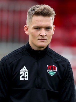 Sean McLoughlin shone for Cork City before earning a move to England last summer.