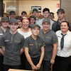 'I never have to drag myself out of bed': How a part-time job at McDonald's turned into a career