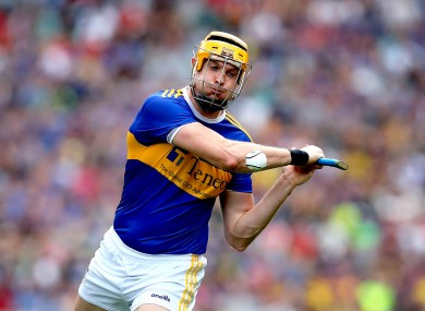 Séamus Callanan has been named to start for Tipperary.