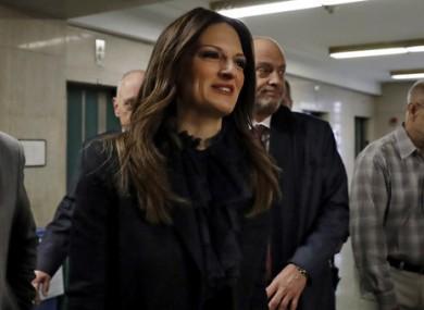 Harvey Weinstein's defence attorney Donna Rotunno.