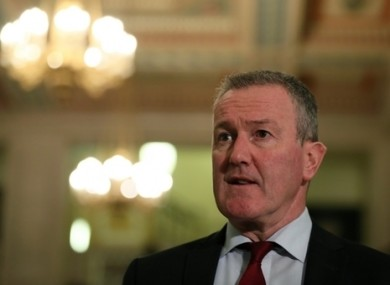 Northern Ireland's Finance Minister Conor Murphy.