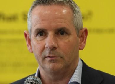 The HSE's Paul Reid.