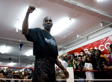 Roger Mayweather, uncle and trainer of Floyd Mayweather Jnr, has passed away.