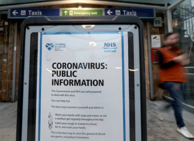 The number of UK coronavirus cases has increased significantly.
