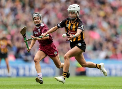 Galway and Kilkenny contested the 2019 All-Ireland final.