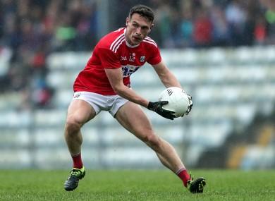Cork's John O'Rourke.