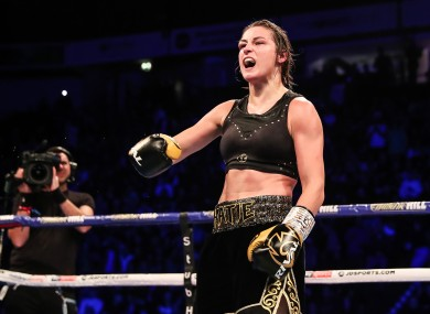 A documentary on Katie Taylor makes our list.