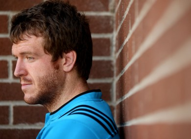 Former Munster and Ireland hooker Mike Sherry.
