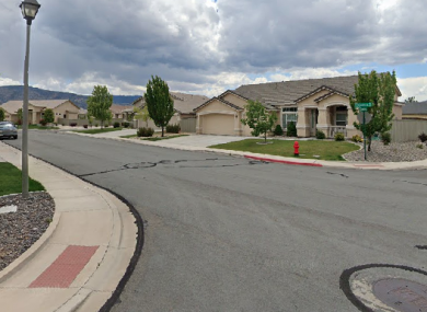The Canyon Country Court area of Reno, Nevada