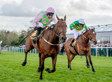Chacun Pour Soi (left) and Defi Du Seuil (right) are the two leading contenders.