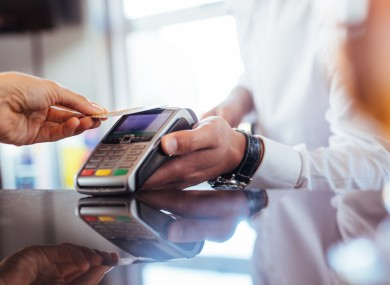 Contactless payments to increase from €30 to €50 on 1 April