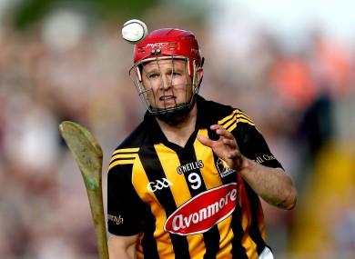 Kilkenny hurler Tommy Walsh